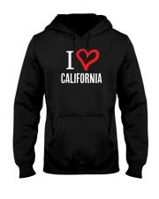 I Heart California Hooded Sweatshirt thumbnail