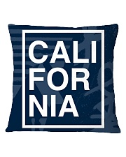 California Frame Square Pillowcase thumbnail