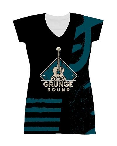 Seattle Grunge Sound Pattern
