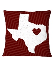 Texas Home Square Pillowcase thumbnail