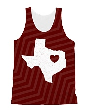 Texas Home All-over Unisex Tank thumbnail