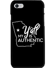 My Y'all is Authentic Phone Case thumbnail