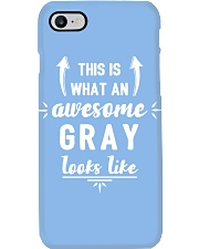 This is Gray Phone Case tile