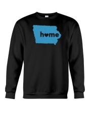 Iowa Home Crewneck Sweatshirt thumbnail