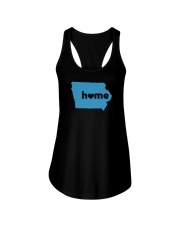 Iowa Home Ladies Flowy Tank thumbnail