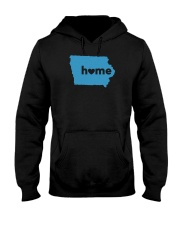 Iowa Home Hooded Sweatshirt thumbnail