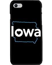 Stroke Iowa Phone Case thumbnail