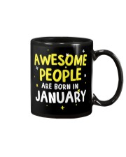 Awesome People Are Born In January Mug thumbnail