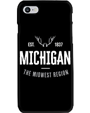 Michigan The Midwest Region Phone Case thumbnail