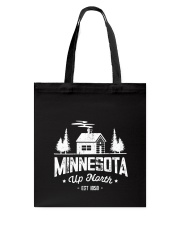 Minnesota Up North Tote Bag thumbnail
