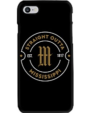 Straight Outta Mississippi Phone Case thumbnail