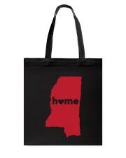 Mississippi Home Tote Bag thumbnail