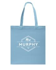 Mrs Murphy Tote Bag thumbnail