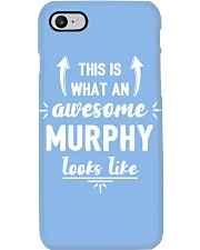 This is Murphy Phone Case thumbnail