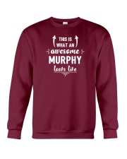 This is Murphy Crewneck Sweatshirt thumbnail