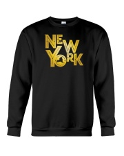 Gatsby Gold New York Crewneck Sweatshirt thumbnail