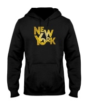 Gatsby Gold New York Hooded Sweatshirt thumbnail