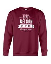 That Crazy Nelson Crewneck Sweatshirt thumbnail