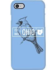 Ohio Cardinal Phone Case thumbnail