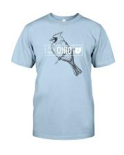 Ohio Cardinal Classic T-Shirt front