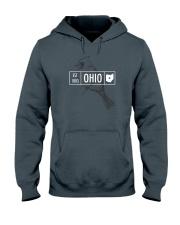 Ohio Cardinal Hooded Sweatshirt thumbnail