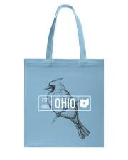 Ohio Cardinal Tote Bag thumbnail