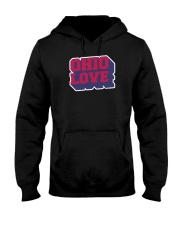 Ohio Love Hooded Sweatshirt thumbnail