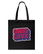 Ohio Love Tote Bag thumbnail