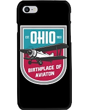 Ohio Birthplace of Aviation Phone Case thumbnail
