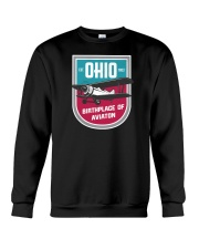 Ohio Birthplace of Aviation Crewneck Sweatshirt thumbnail