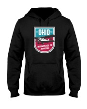 Ohio Birthplace of Aviation Hooded Sweatshirt thumbnail