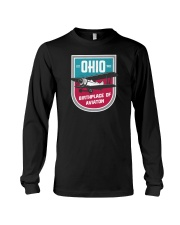 Ohio Birthplace of Aviation Long Sleeve Tee thumbnail