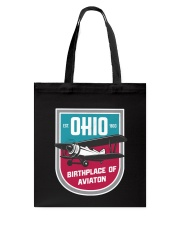 Ohio Birthplace of Aviation Tote Bag thumbnail