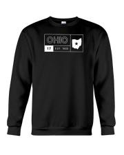 Ohio Minimal Logo Crewneck Sweatshirt thumbnail