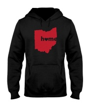 Ohio is Home Hooded Sweatshirt thumbnail