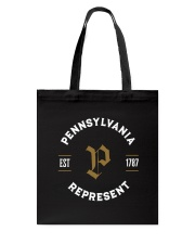 Pennsylvania Represent Tote Bag thumbnail