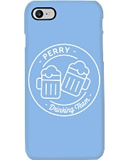 Perry Drinking Team Phone Case thumbnail