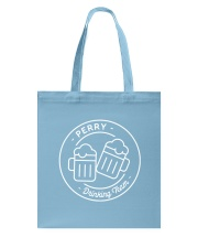 Perry Drinking Team Tote Bag thumbnail