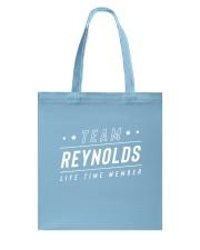 Team Reynolds Tote Bag thumbnail