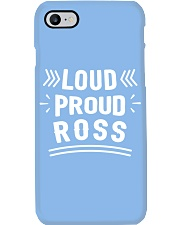 Loud Proud Ross Phone Case thumbnail