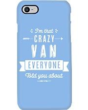 That Crazy Van Phone Case thumbnail