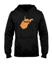 West Virginia Home Hooded Sweatshirt thumbnail
