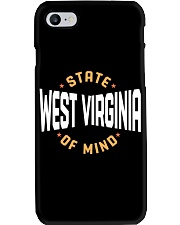 West Virginia State Of Mind Phone Case thumbnail