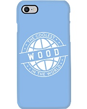 Coolest Wood In The World Phone Case thumbnail