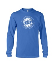 Coolest Wood In The World Long Sleeve Tee thumbnail