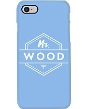 Mr Wood Phone Case thumbnail
