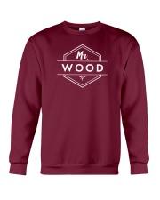 Mr Wood Crewneck Sweatshirt thumbnail