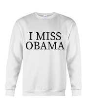 Barron Trump I Miss Obama Crewneck Sweatshirt thumbnail