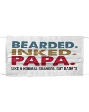 Beared Inked Papa Cloth face mask thumbnail
