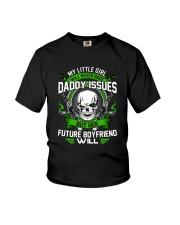 Daddy Issues Youth T-Shirt thumbnail
